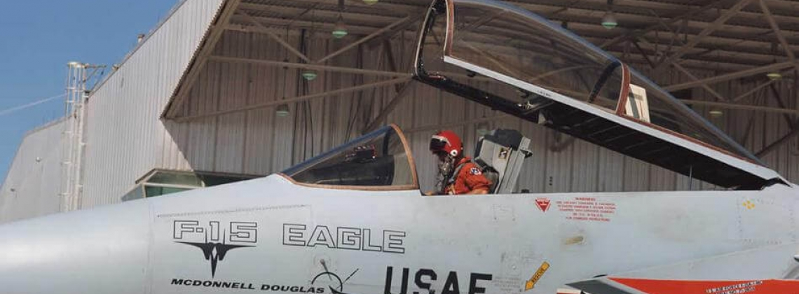 History hour: the first flight of the prototype YF-15A-1-MC