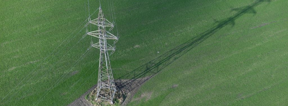 Power line inspections: buy a drone or hire an inspection company