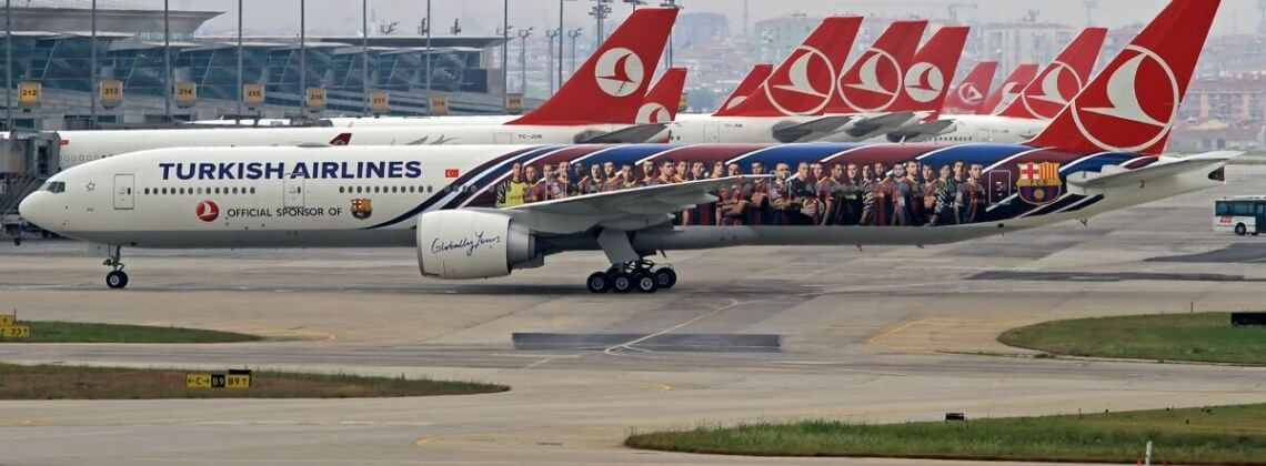 Turkish Airlines forecasts 500-strong fleet