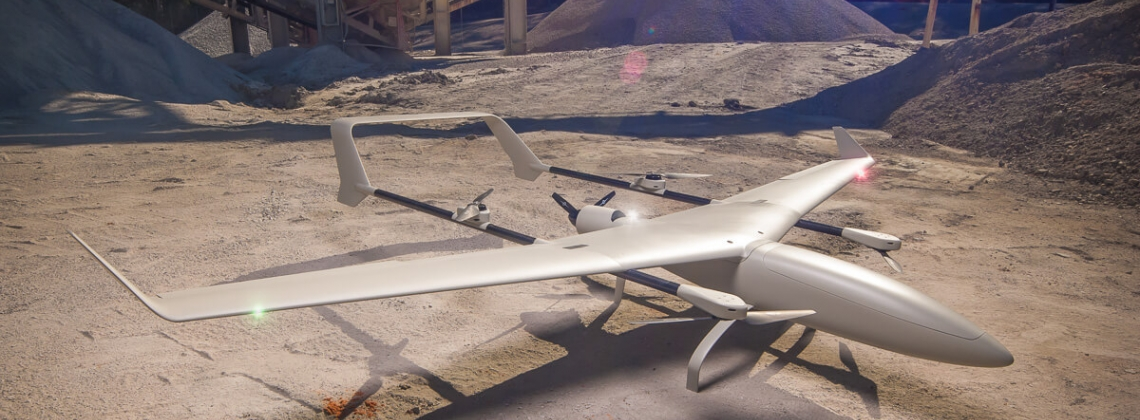 ALTI Transition: South African take on VTOL drones