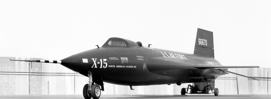 History Hour: The farewell to the X-15