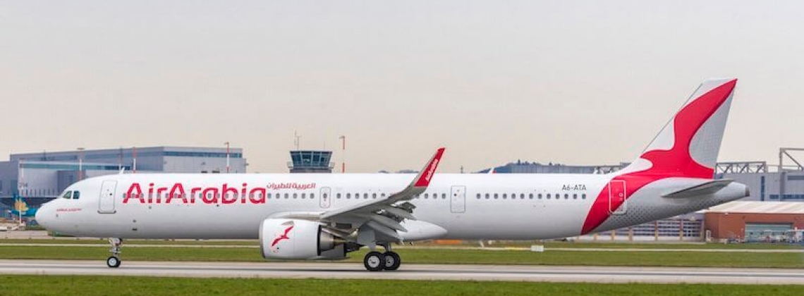 Air Arabia takes delivery of its first Airbus A321neoLR