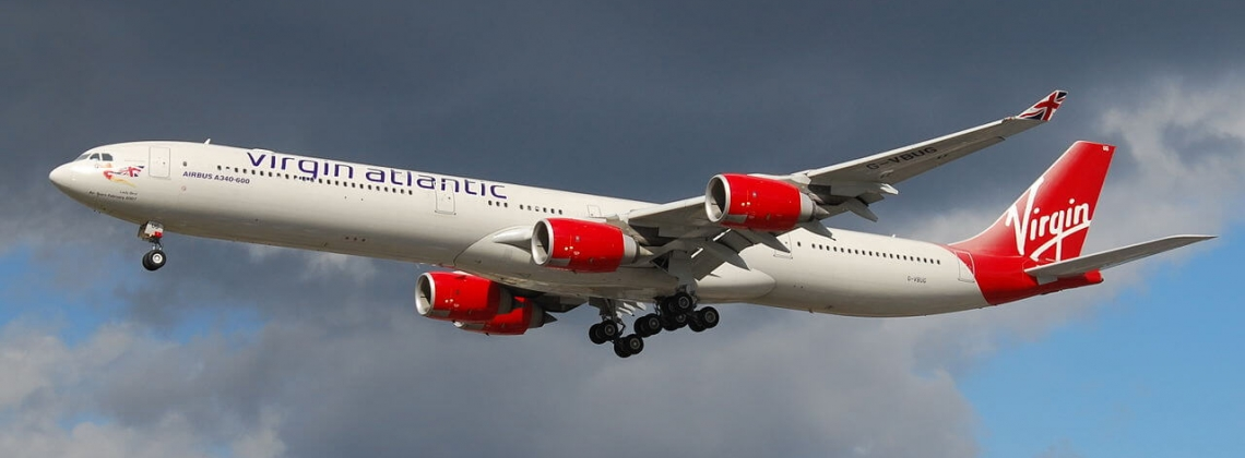 Virgin Atlantic to phase out last A340s by end of 2019