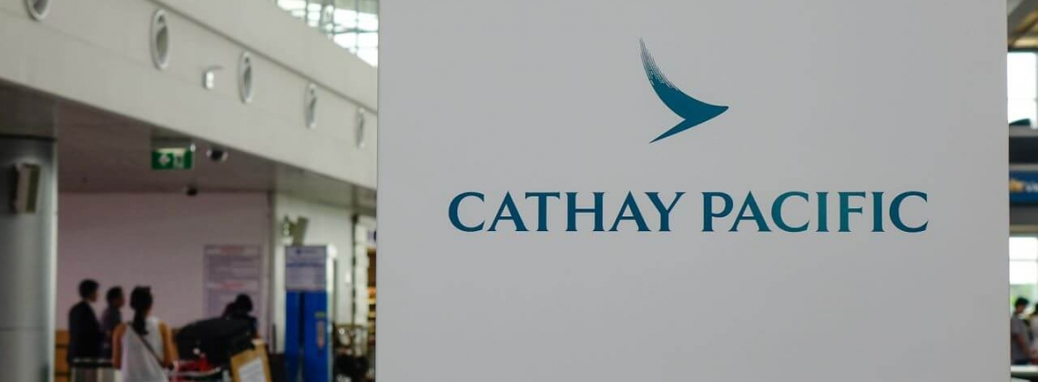 """Cathay Pacific cuts capacity after """"incredibly challenging"""" month"""