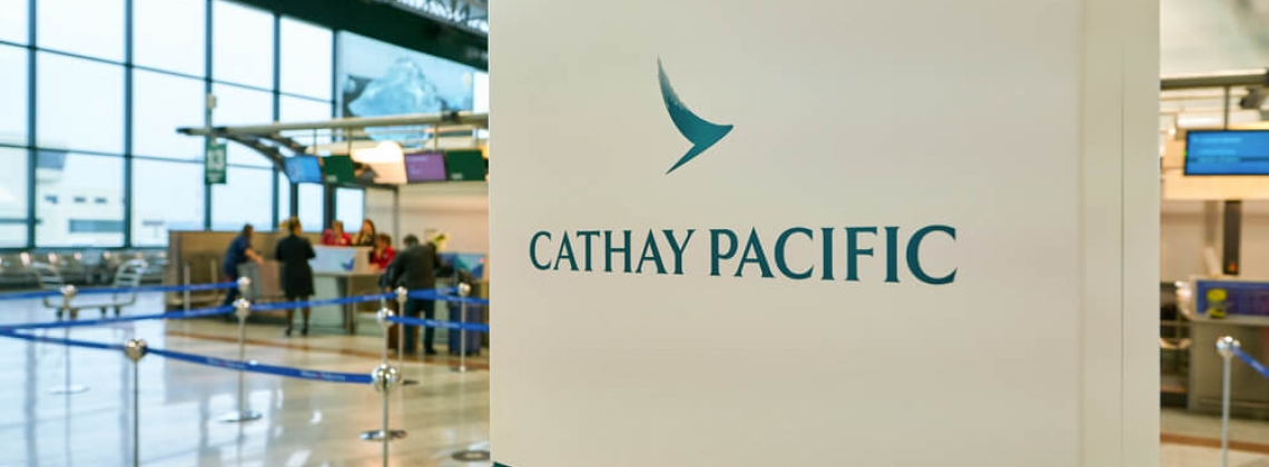 Cathay Pacific announces new CEO and CCO as tensions rise in HK