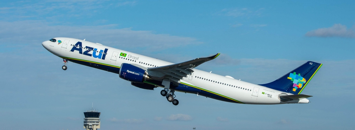 First A330neo delivered in the Americas