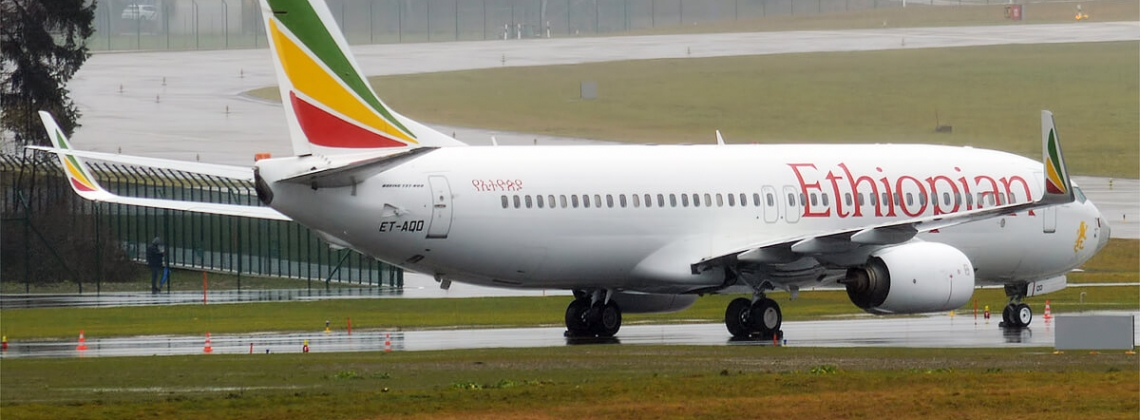 Breaking: Ethiopian Boeing 737 MAX 8 crashes, 157 people on board