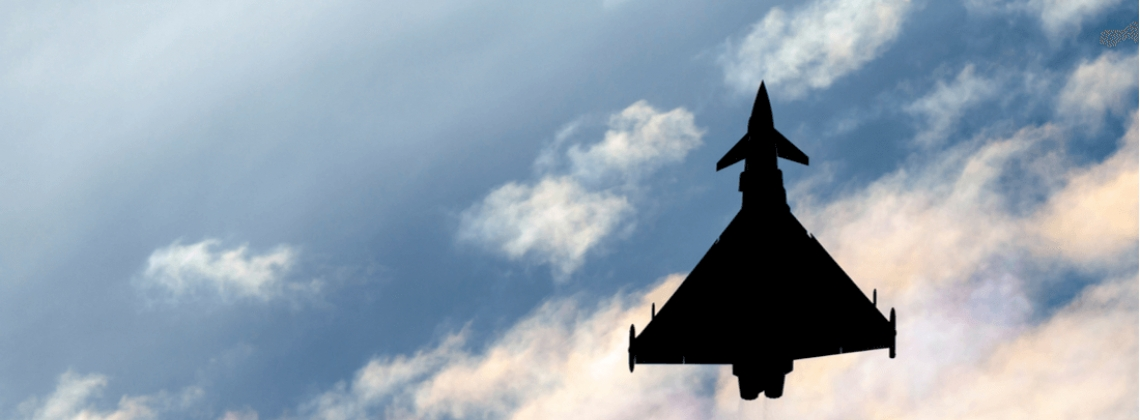 Airbus withdraws Eurofighter Typhoon from Canadian tender