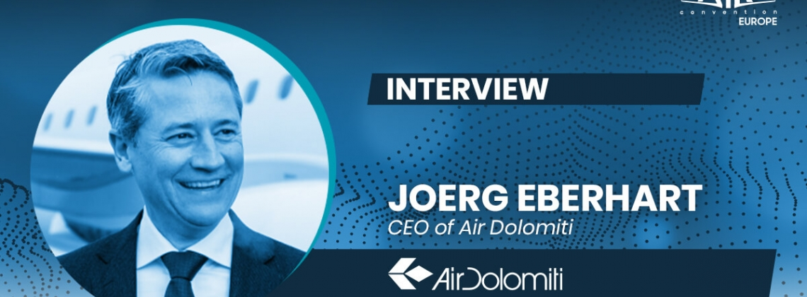 Exclusive: interview with Air Dolomiti CEO Joerg Eberhart