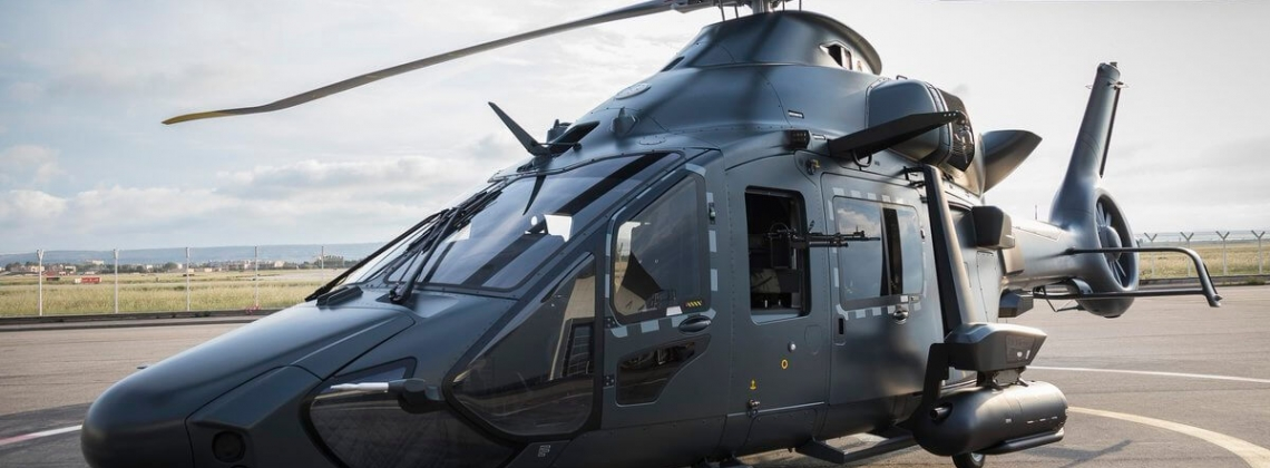 """Airbus H160M """"Guépard"""" to enter service two years early"""