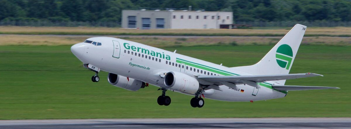 Narrow escape: Germania finds answer to financial woes