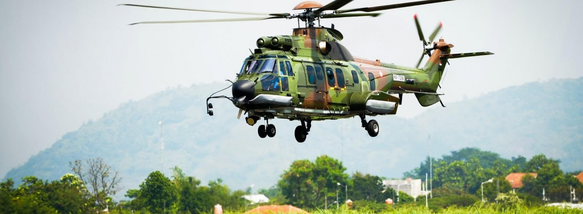 Eight more H225Ms for the Indonesian Air Force