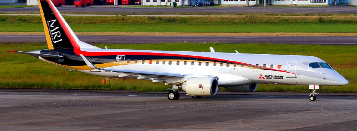 Mitsubishi renames MRJ as SpaceJet, unveils SpaceJet M100