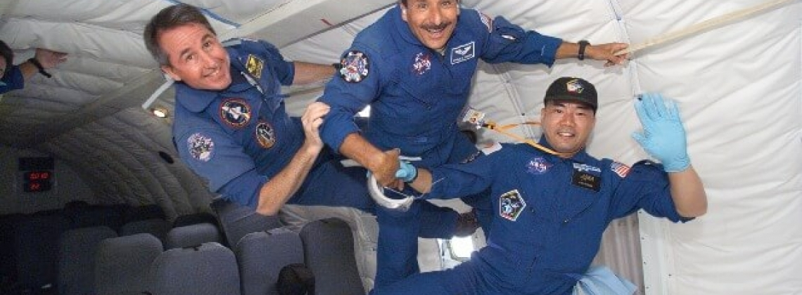 Exploring the future of space with Charlie Camarda from NASA