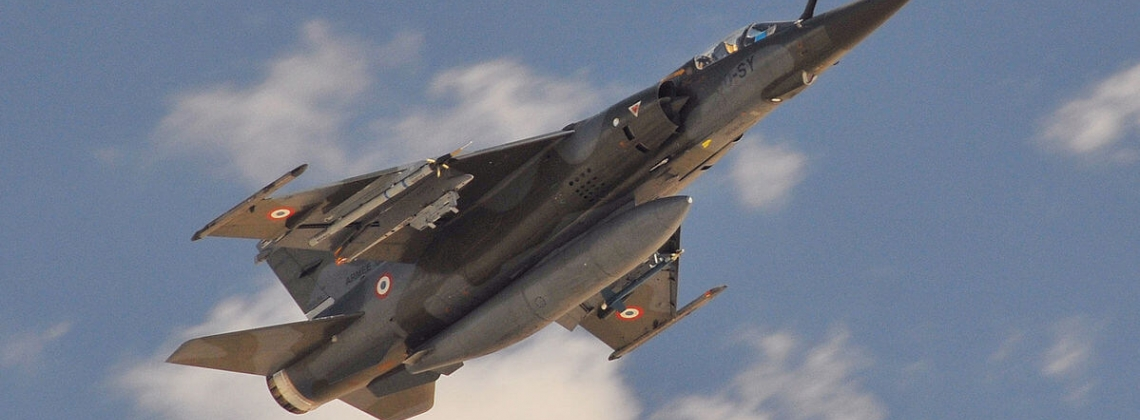The American life of the Mirage F1