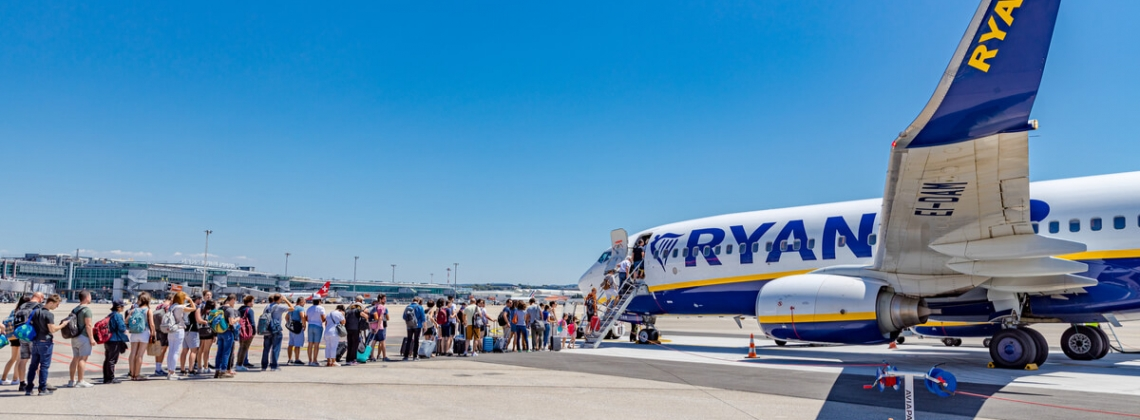 EU orders Ryanair to return €8.5 million to France