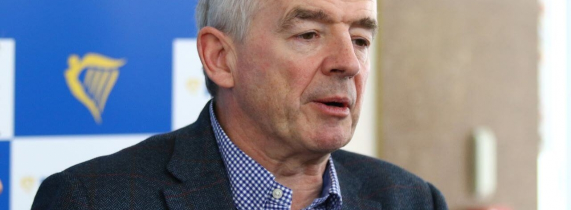 Ryanair reshuffle: O'Leary succeeded as chief of airline