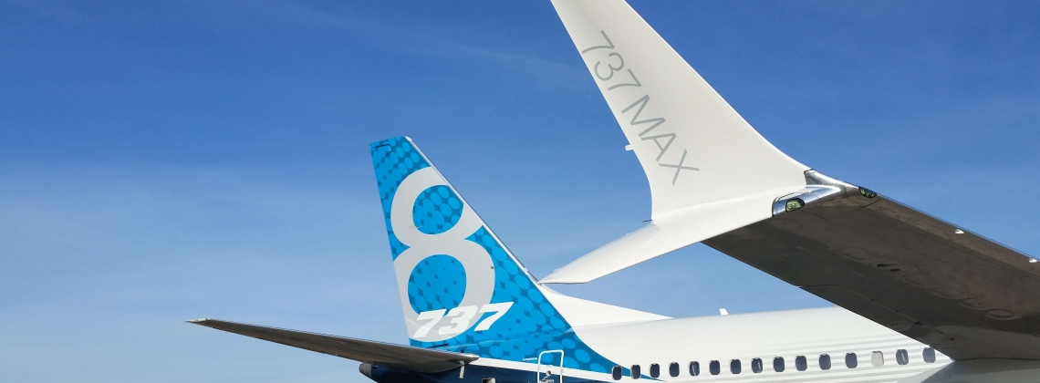 Boeing 737 MAX program loses its manager