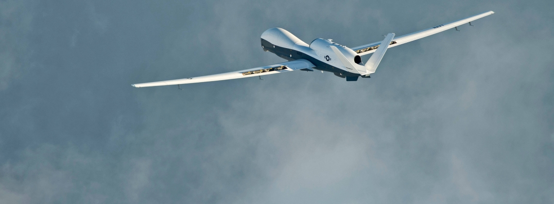 US confirms Iran shot down one of its drones