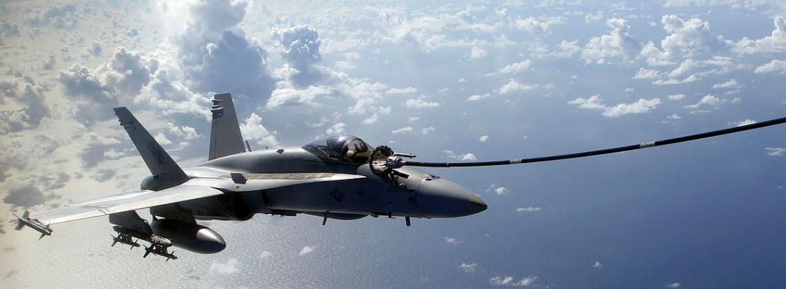 Two USMC planes crash near Japan, one dead, five missing