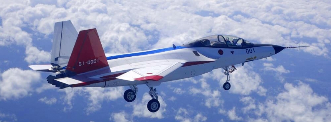 Did Japan drop its X-2 Shinshin fighter program?