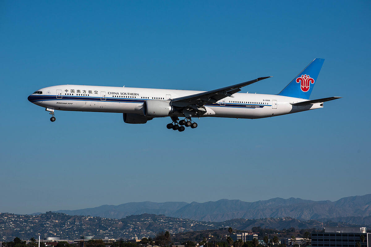 China Southern Is Leaving Skyteam Alliance From 2019