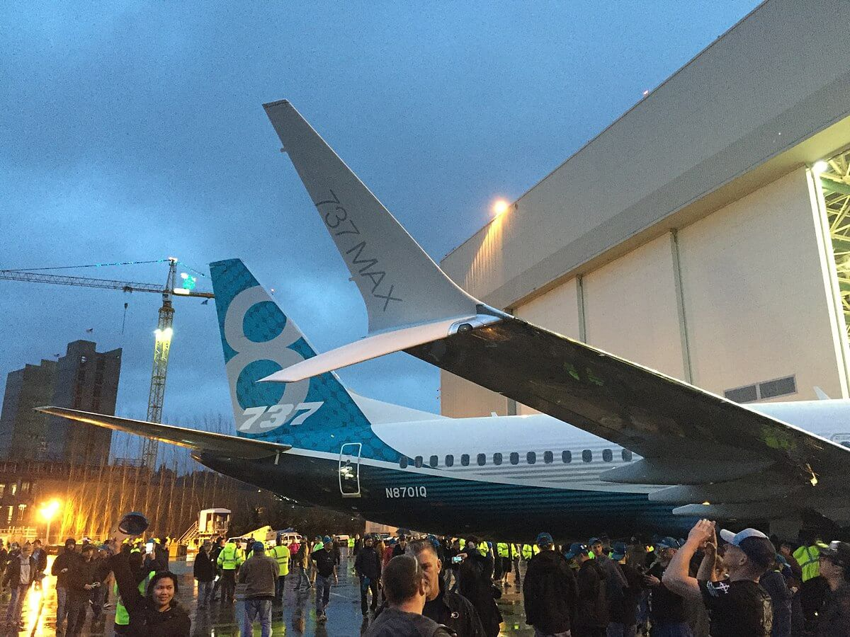 Boeing reports faulty parts on 737 wings, including MAX