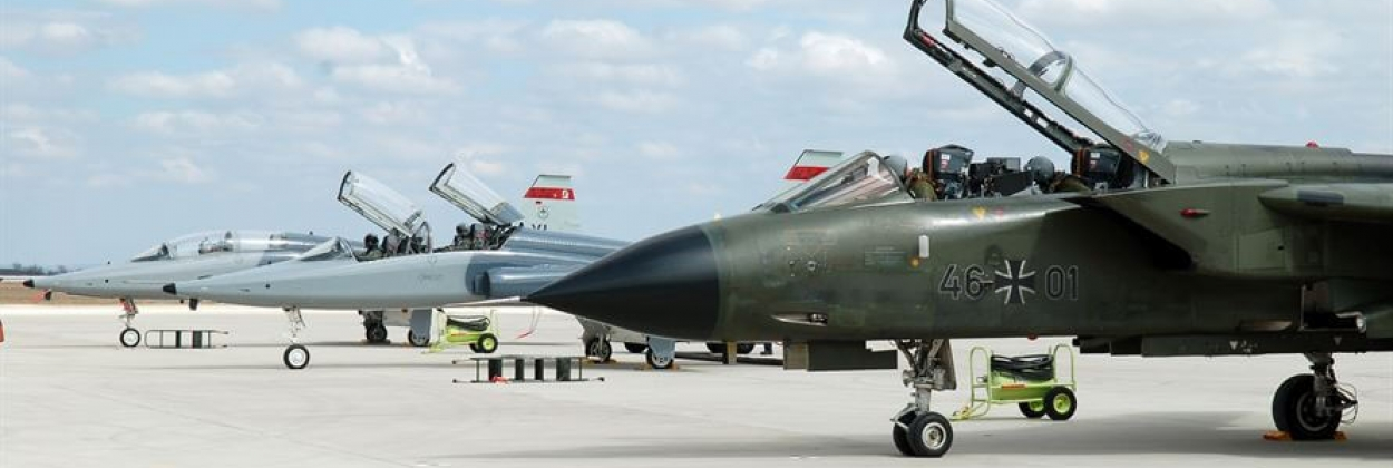 German Tornados cannot participate in NATO missions