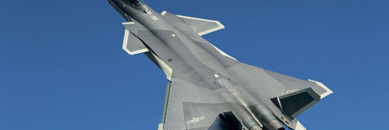 China puts J-20 stealth jets into Air Force combat service
