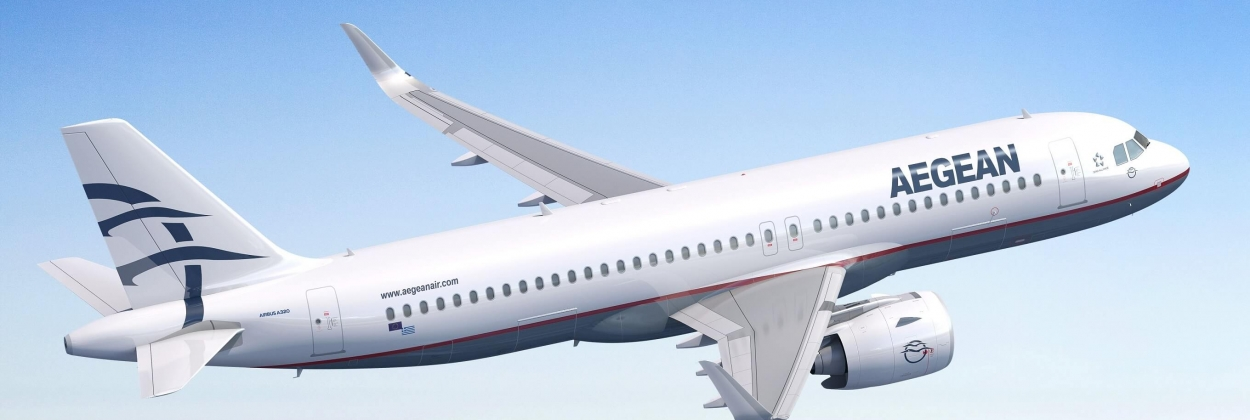 Aegean Airlines sings MoU for up to 42 Airbus Α320neos