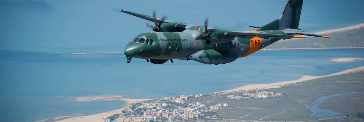 Brazil orders additional Airbus C295 SAR aircraft