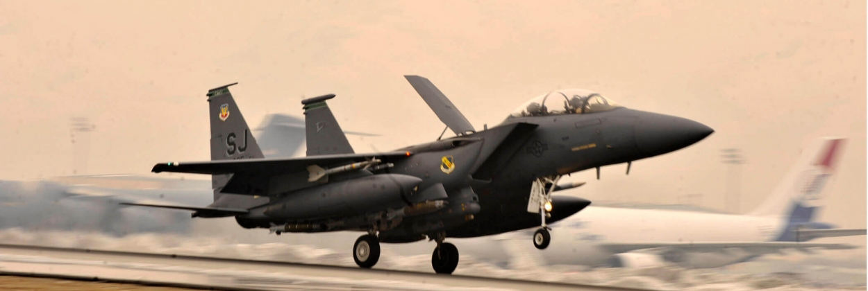 History Hour: F-15 first 10,000 flight hours