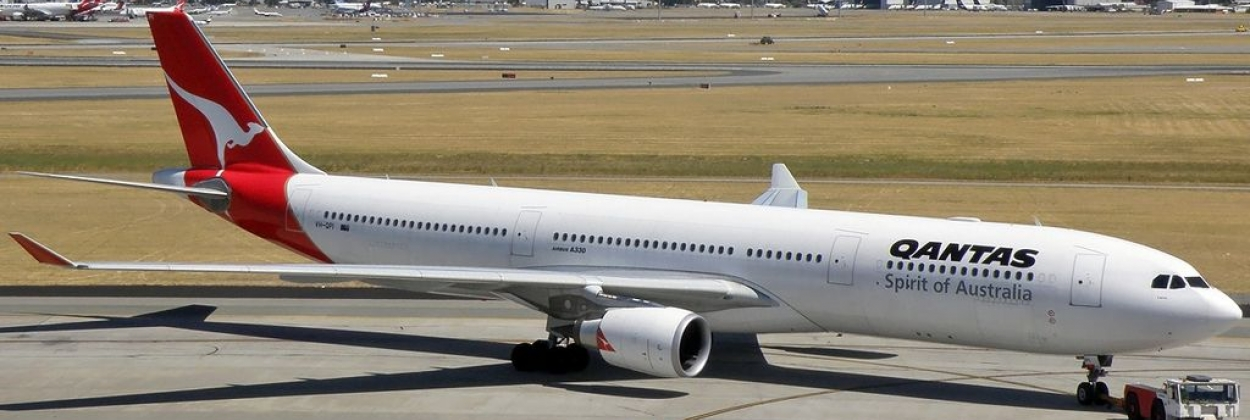 How to paint a plane? Qantas updates 200+ jets in new livery