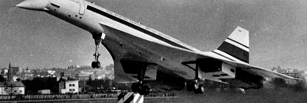 History hour: 50 years ago, the maiden flight of the Concorde