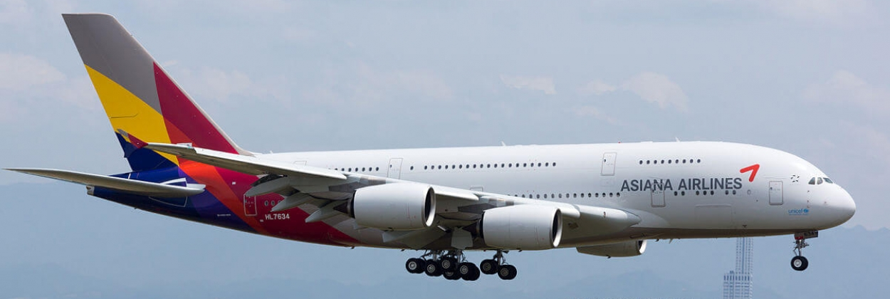 Asiana Airlines cancels China routes amid Bejing-Seoul tensions
