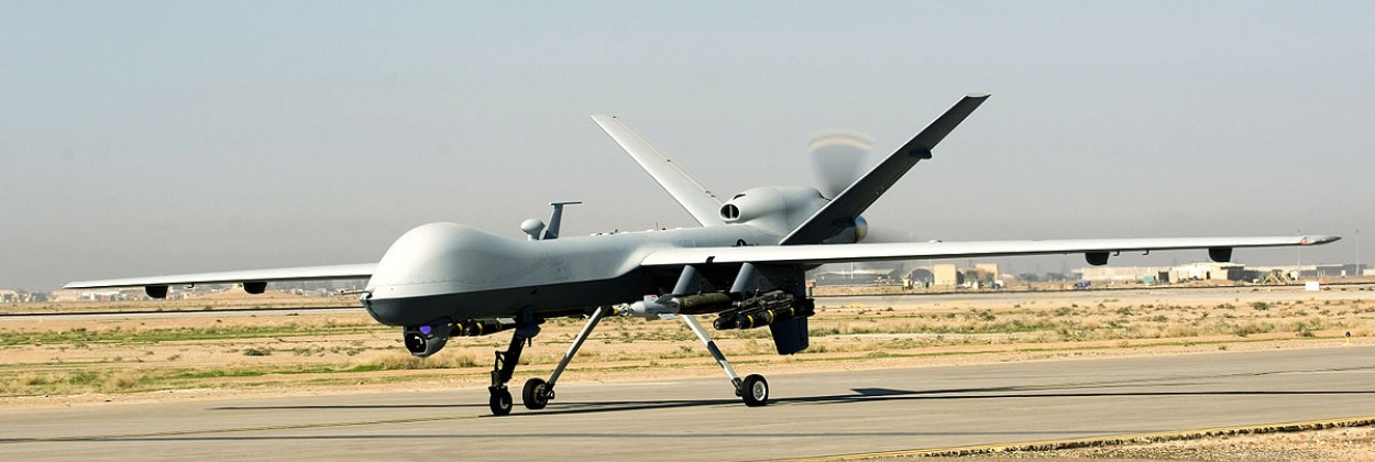 First French MQ-9 Reaper crash on record