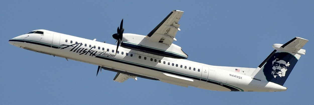Opinion: Ground worker steals Horizon Air's Q400. But how?