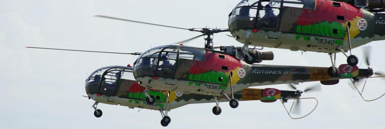 Portuguese Air Force needs more firefighter helicopters