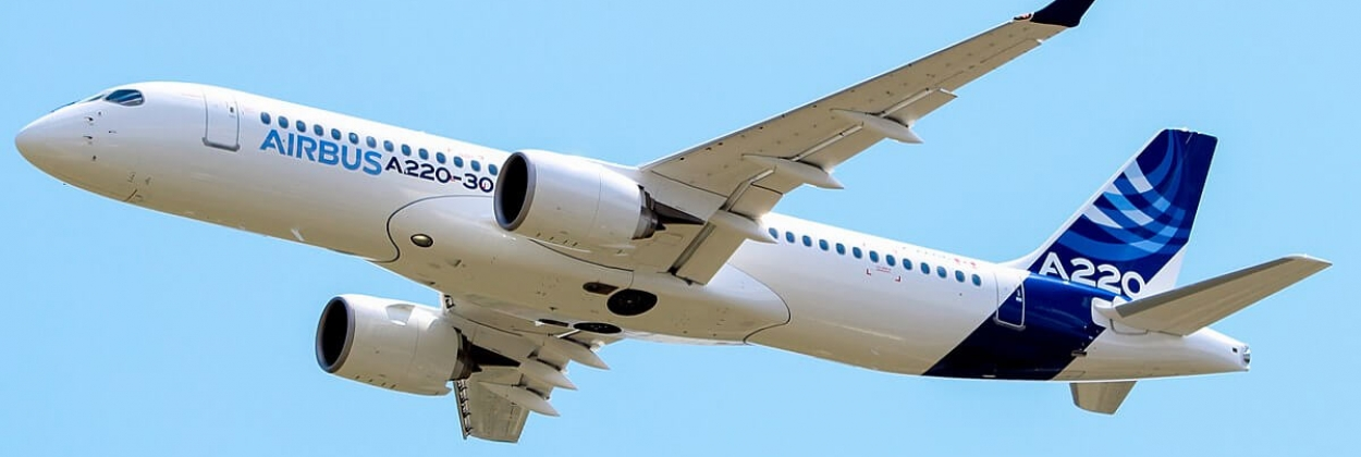Airbus to extend A220 family range
