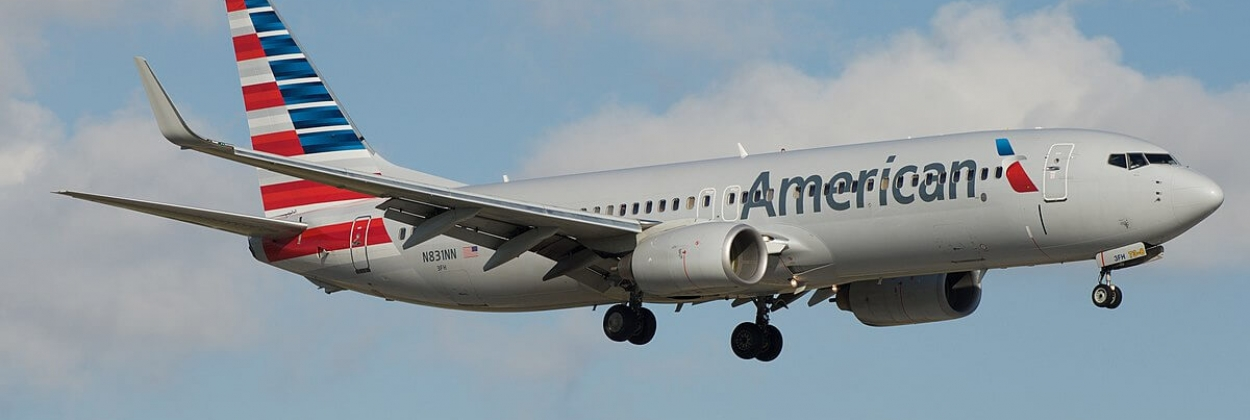 American Airlines saboteur sentenced to three years in prison