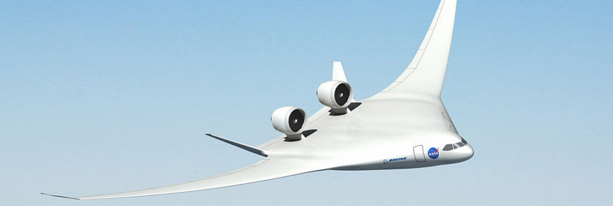 Will flying wings carry us into the future of aviation?