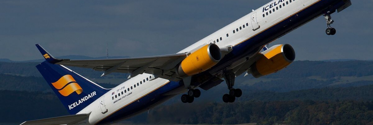 Norwegian and Icelandair post record pax but millions in losses
