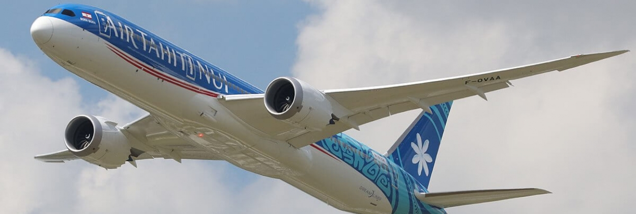 Air Tahiti Nui operates longest flight ever due to COVID-19