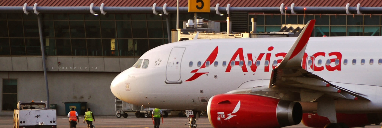 Multiple injuries after Avianca flight sudden loss of altitude