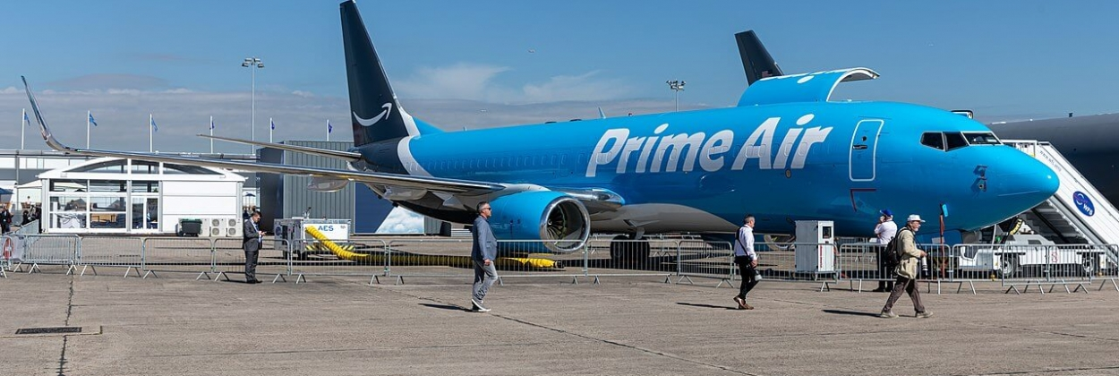 Amazon to begin operating its own air cargo fleet with Boeing 767