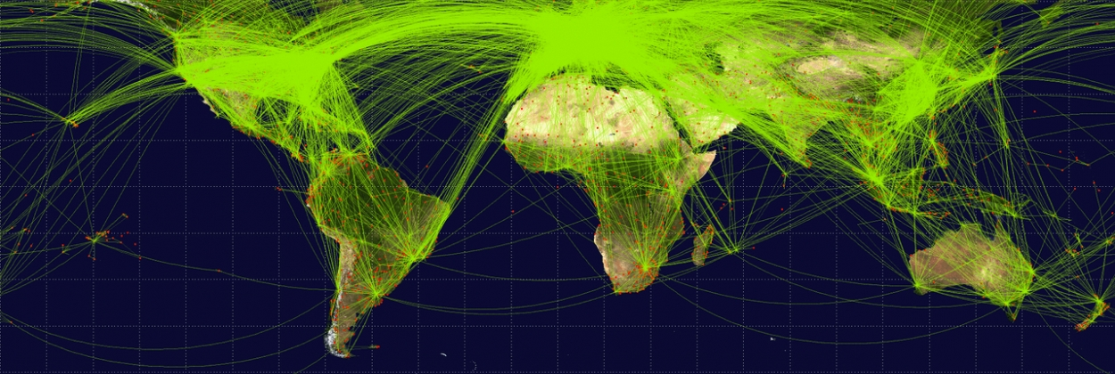 How crisis reshuffled biggest airlines in the world?