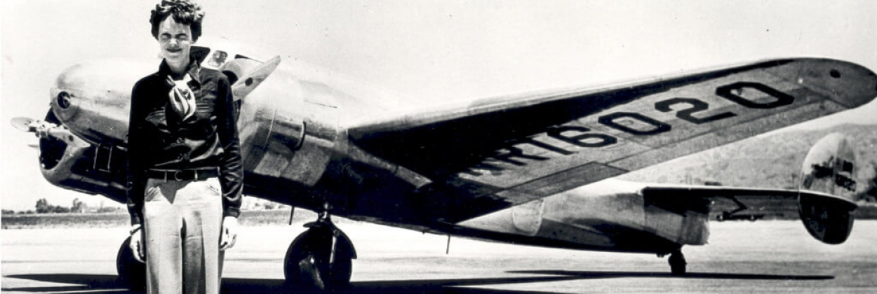 New theory suggests what happened to Amelia Earhart's plane