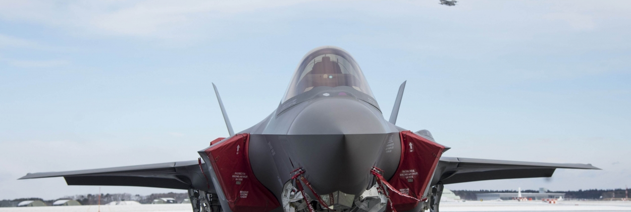 Japan calls off crashed F-35A search, rest of fleet grounded