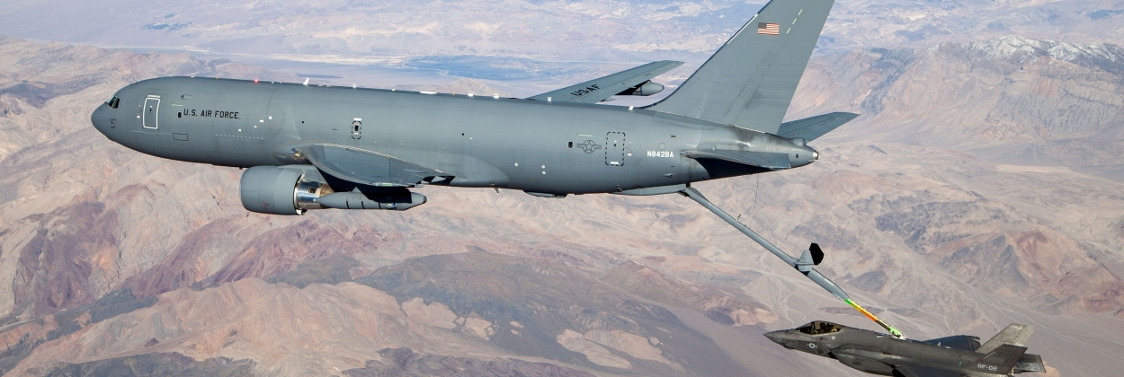 Busy week for Boeing KC-46 Pegasus