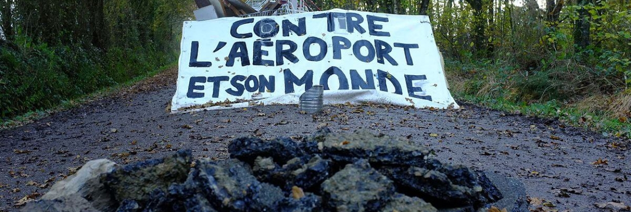 French PM cancels controversial airport construction